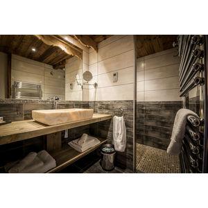 Salle de bains Junior suite les Murettes