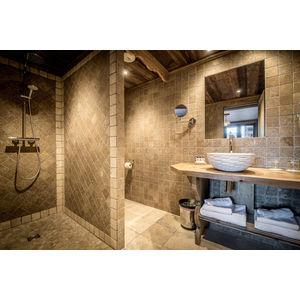 Salle de bains les Brigues