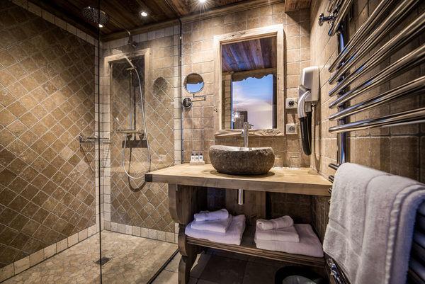 Salle de bains les Amoureux