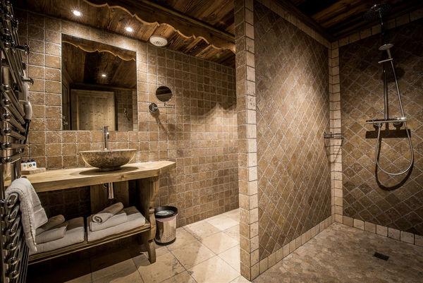 Salle de bains chambre double Jean Blanc